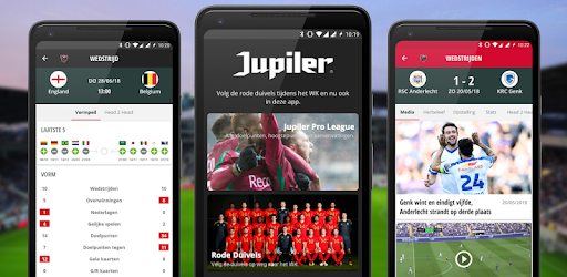 jupiler pro league livestream mobiel