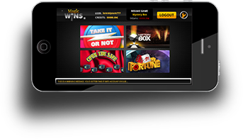 Application Magicwins pour iPhone et Android