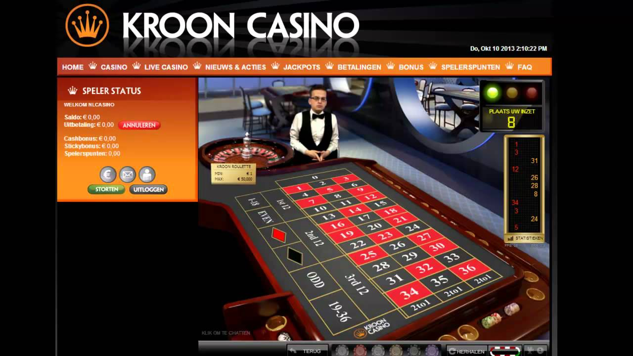 Kroon Casino Review - Is this Dutch Casino Safe?