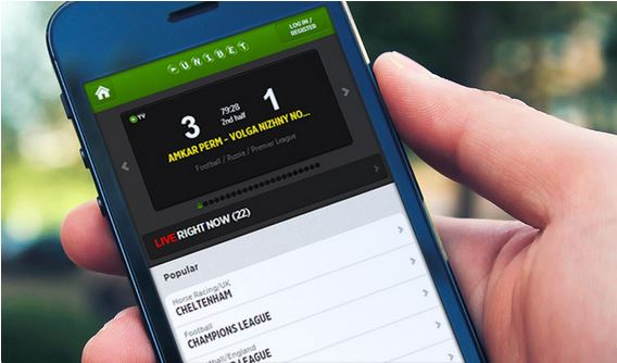 Unibet App Sport Betting