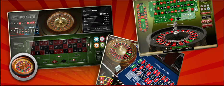 carousel Roulette games
