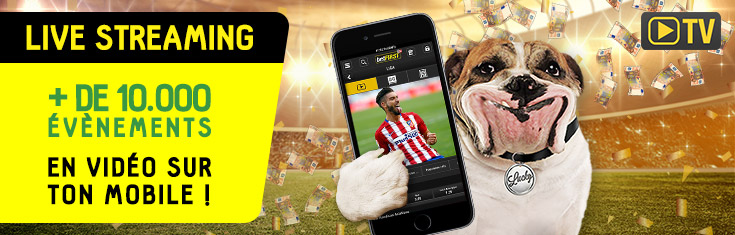offre de streaming betfirst