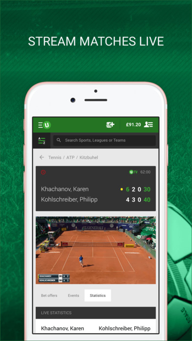 Avis Application mobile unibet