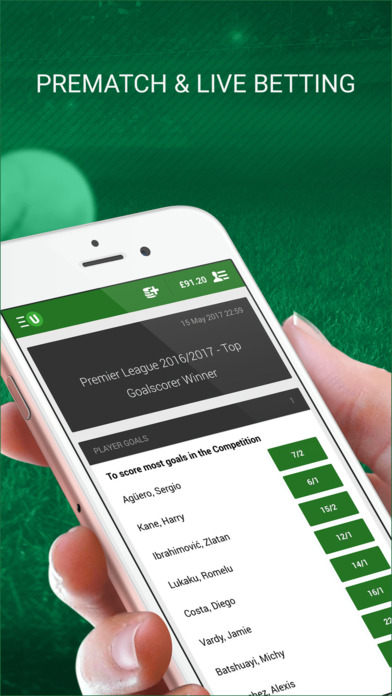 unibet application mobile live betting